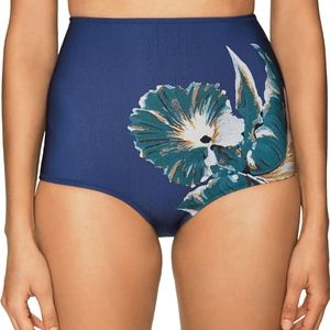 Anna Sui Retro High Waist Bikini Bottom